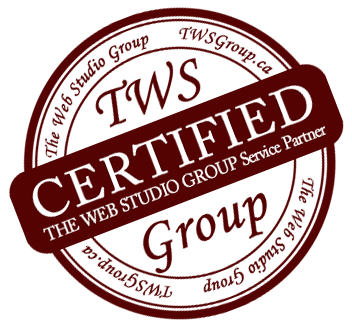 The Web Studio Group - TWSGroup Certified Partner Badge